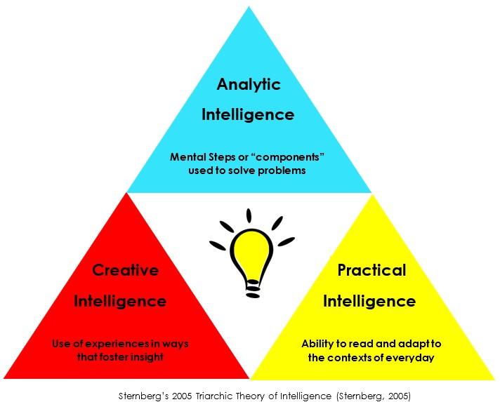 Robert Sternbergs Triarchic Theory of Intelligence